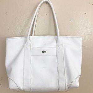 Lacoste Weekender Bag tote bag travel overnight